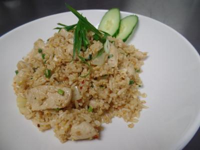 S.E. Asian Fried Rice